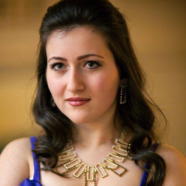 Мане Галоян – III премия