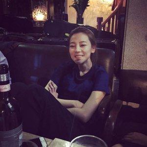 After-concert dinner.