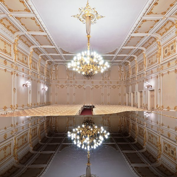 Small Hall of the Saint Petersburg Philharmonia