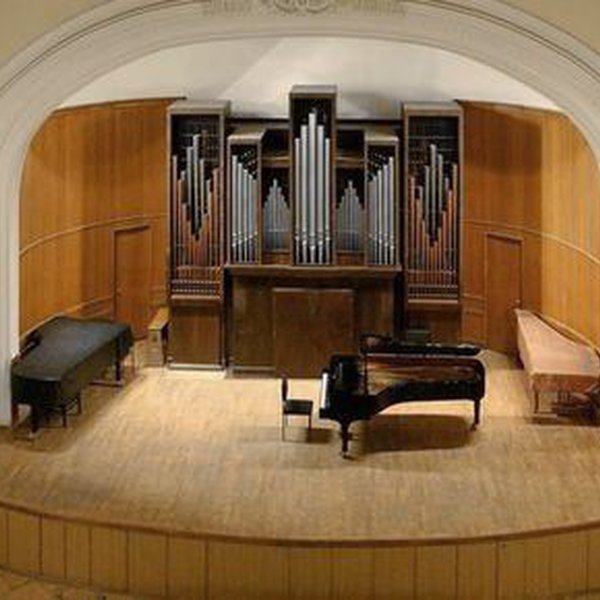 Small Hall of the Moscow Conservatory