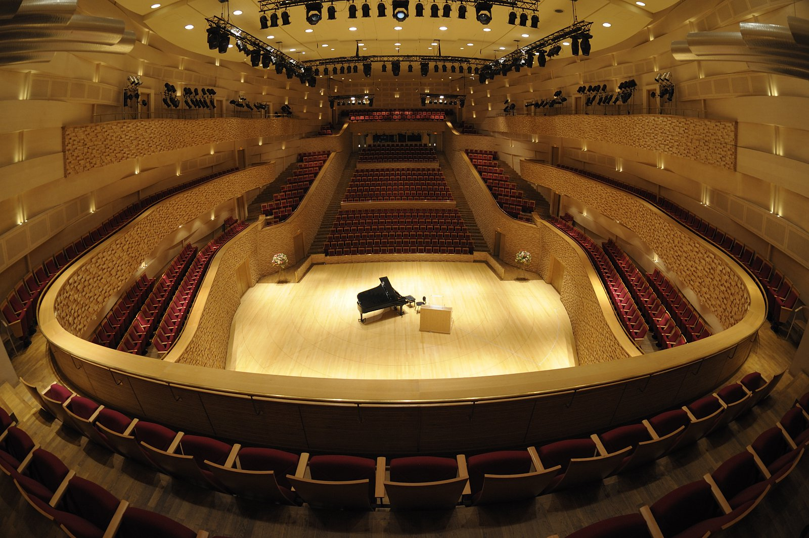 Mariinsky Concert Hall The Xv International Tchaikovsky